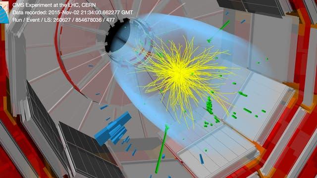 Photonenpaar am LHC