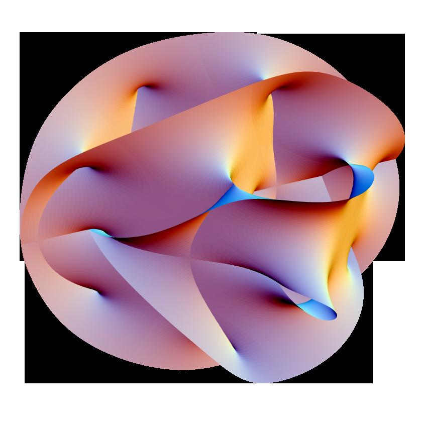 Calabi-Yau-Mannigfaltigkeiten