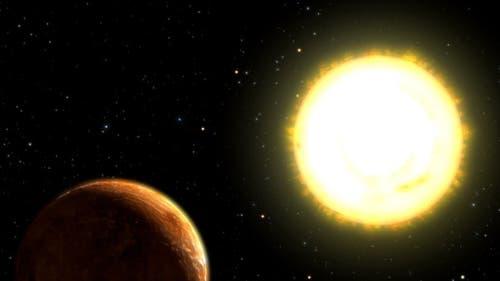 Exoplanet 55 Cancri
