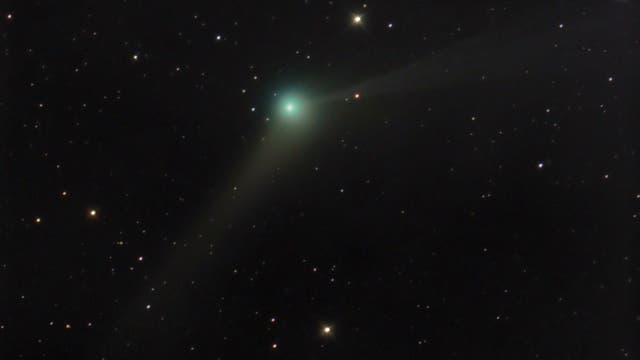 Komet C/2013 US10 Catalina am 7. Dezember 2015