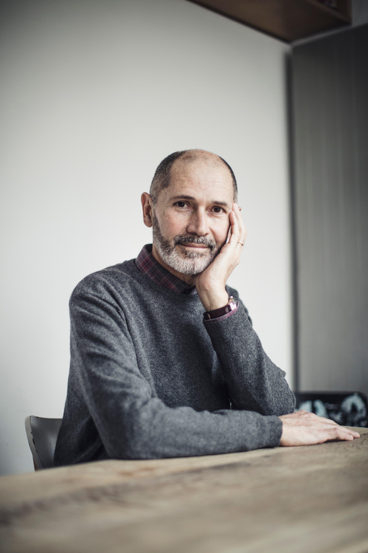 Porträtbild des französischen Psychiaters Christophe André