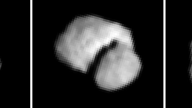 Komet 67P/Tschurjumow-Gerasimenko am 20. Juli 2014
