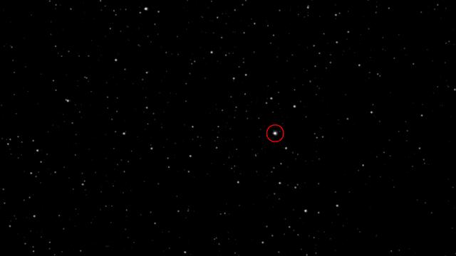 Komet 67P/Tschurjumow-Gerasimenko am 4. Juni 2014
