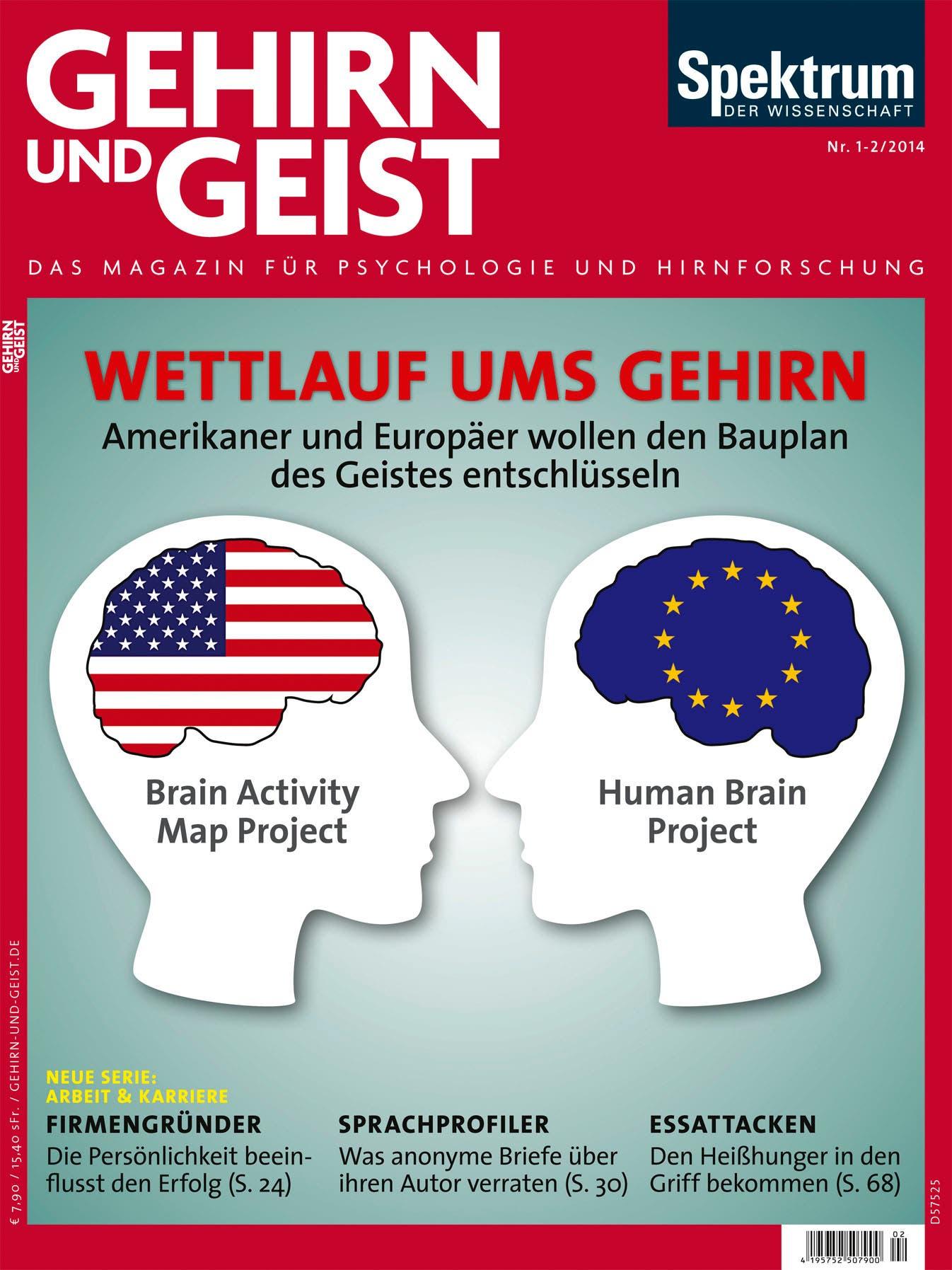 """Aus """"Gehirn und Geist"""" 12/2013 <br><a href=""""https://www.spektrum.de/artikel/1065440"""" target=""""_blank"""">Kostenloses Probeheft</a>"""