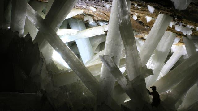 Kristallhöhle von Naica - die Unbetretbare