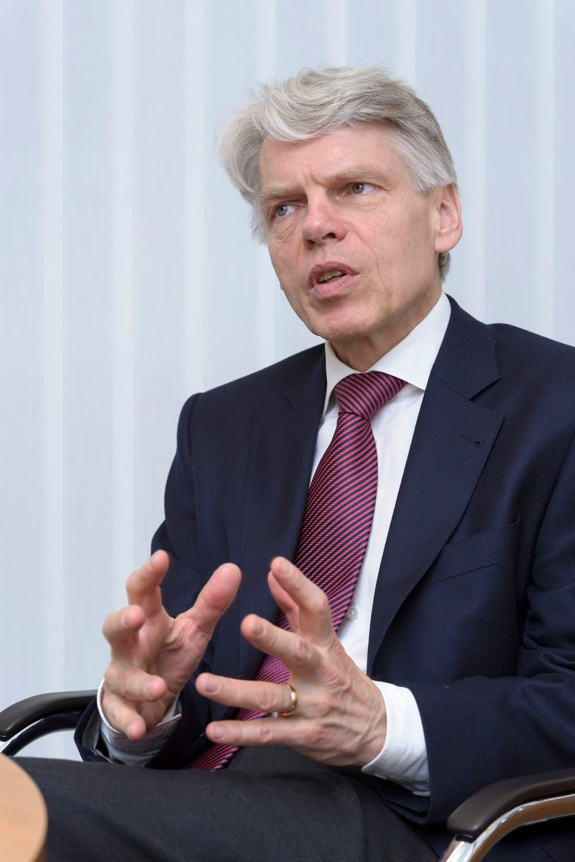 Prof. Dr. Dr. Andreas Barner