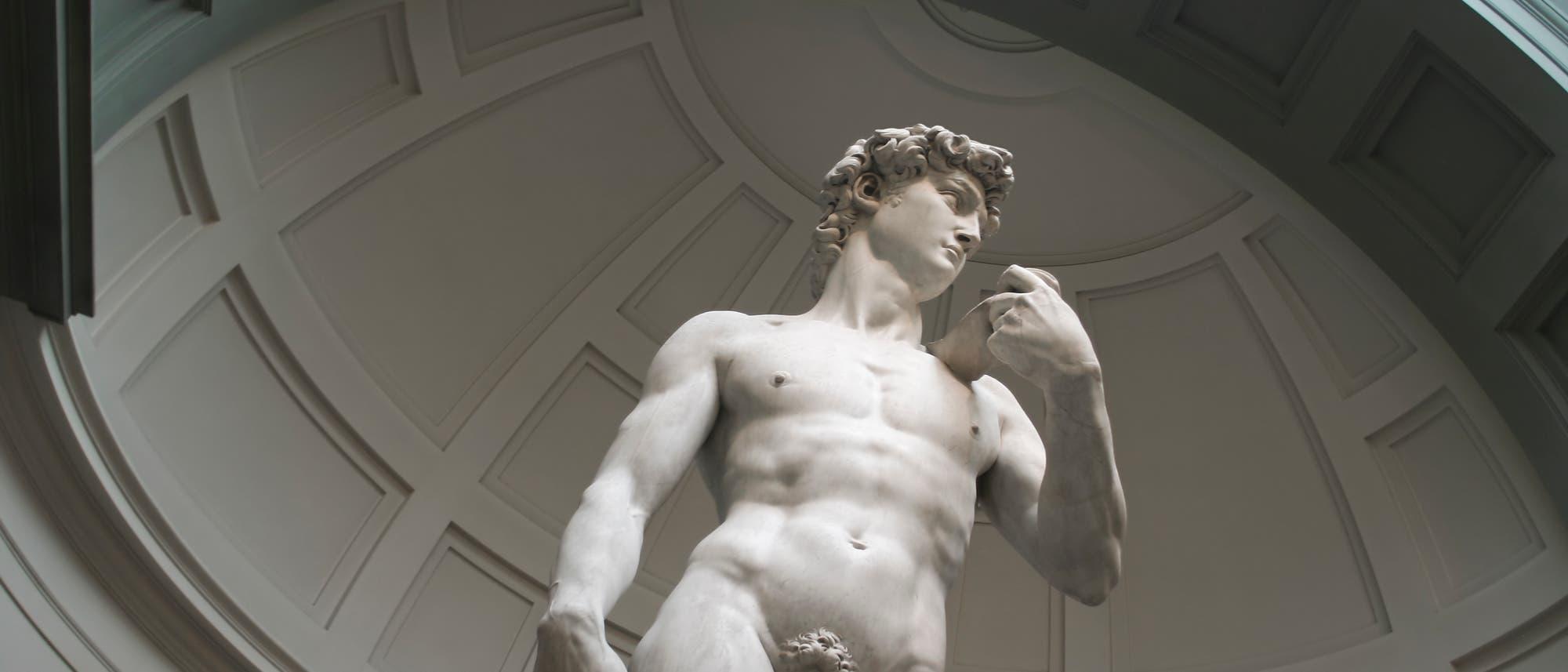 Der David von Michelangelo