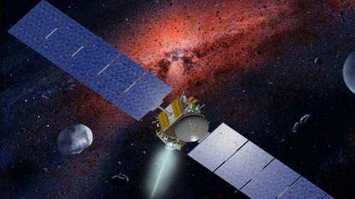 Die US-Raumsonde Dawn