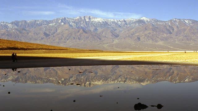 See im Death Valley (Archivbild)