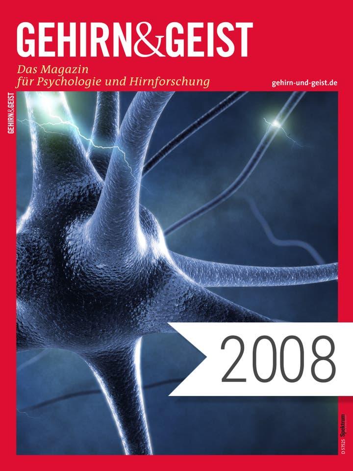 Digitalpaket Gehirn&Geist Jahrgang 2008_Teaser