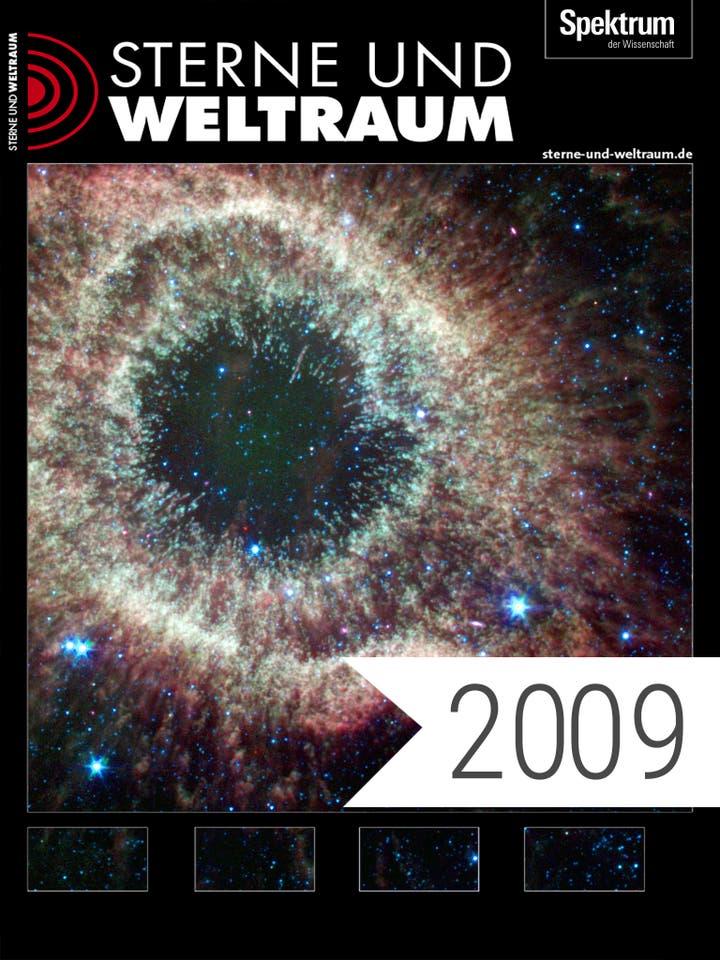 Digitalpaket Sterne und Weltraum Jahrgang 2009_Teaser