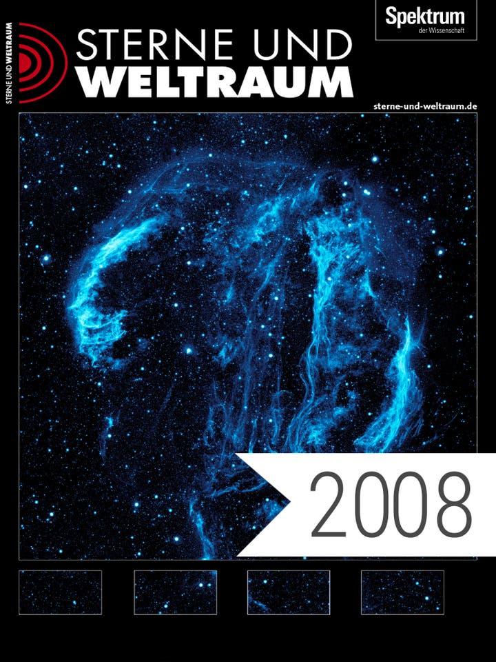Digitalpaket Sterne und Weltraum Jahrgang 2008_Teaser