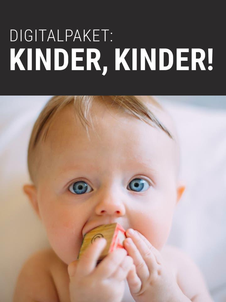 Digitalpaket Kinder, Kinder! Teaserbild