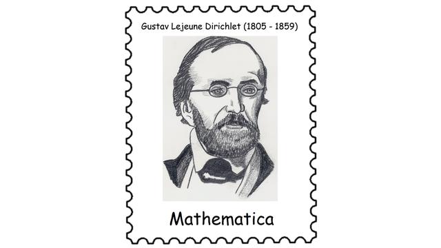 Gustav Lejeune Dirichlet