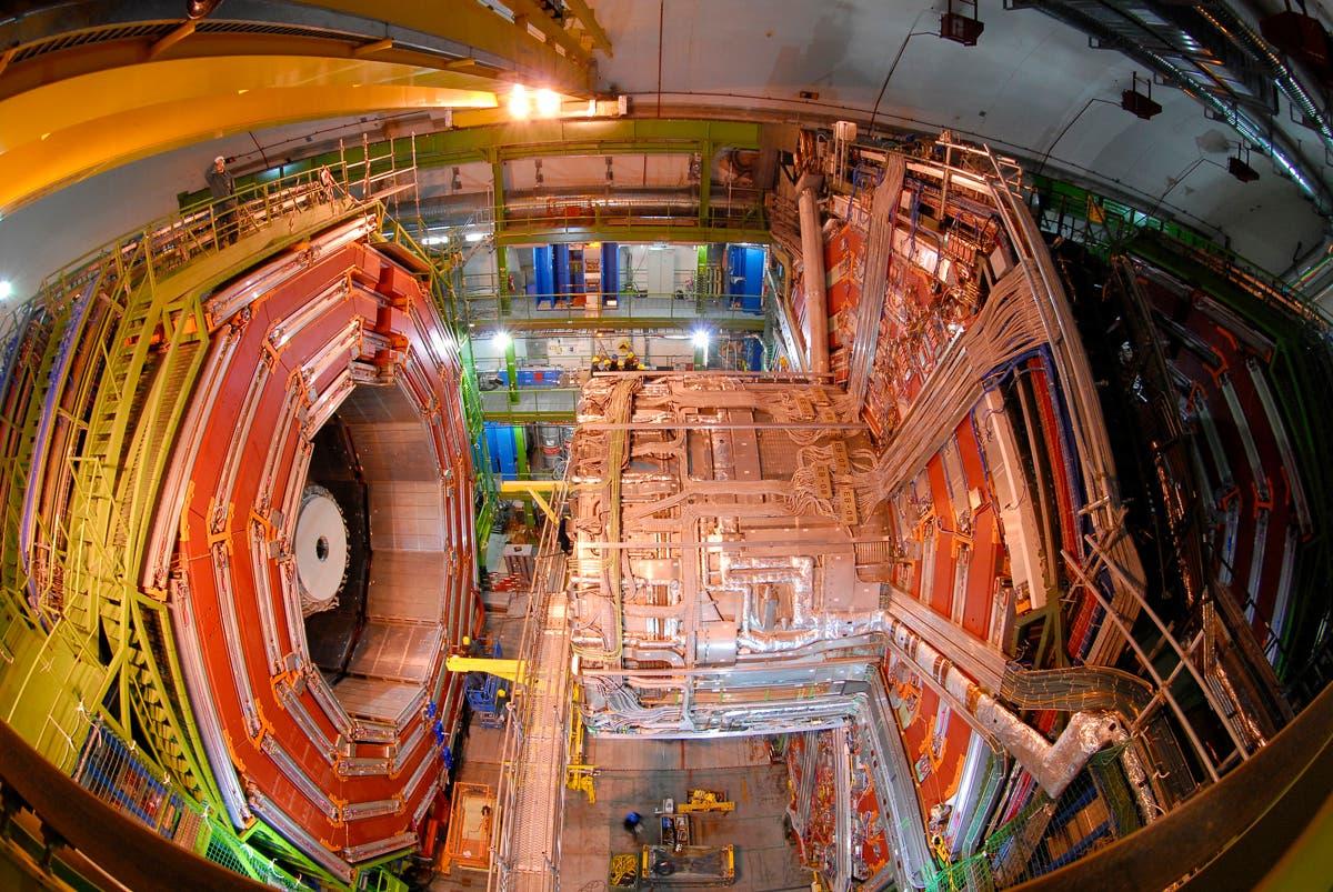 Das CMS-Experiment am CERN