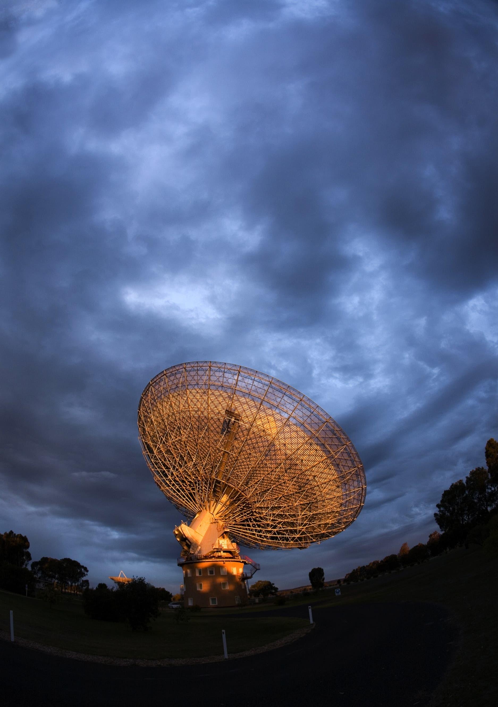 Das Parkes-Radioteleskop