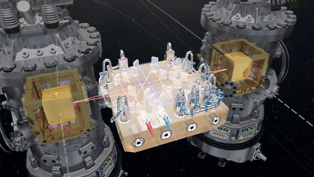 Das Herzstück von LISA Pathfinder