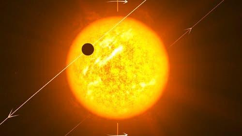 Geisterfahrer-Exoplanet