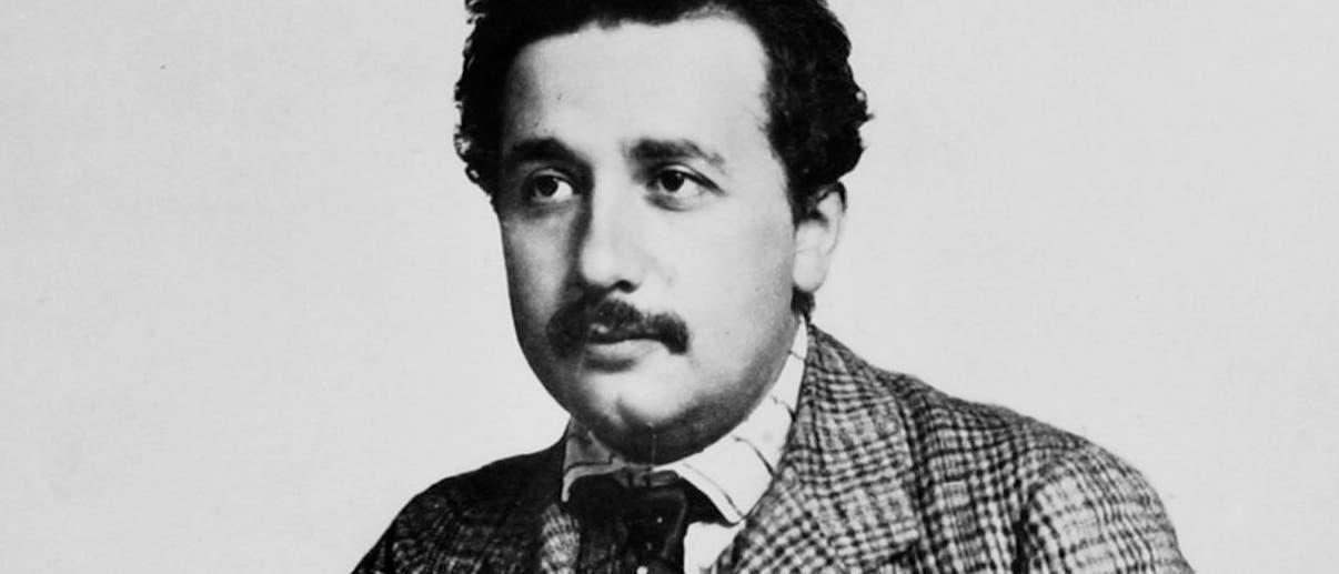 Albert Einstein ca 1904