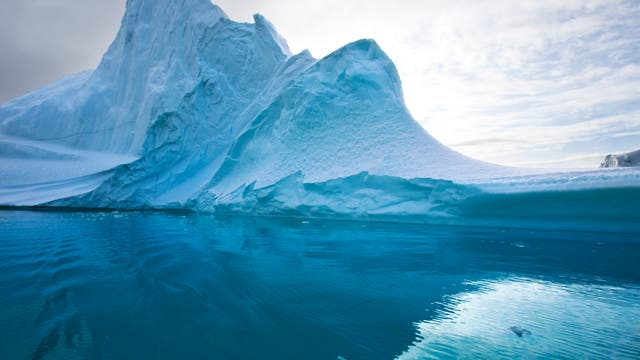 Der fatale Eisberg für die Titanic kam aus Grönlands Westen