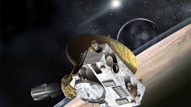 NASA-Raumsonde New Horizons
