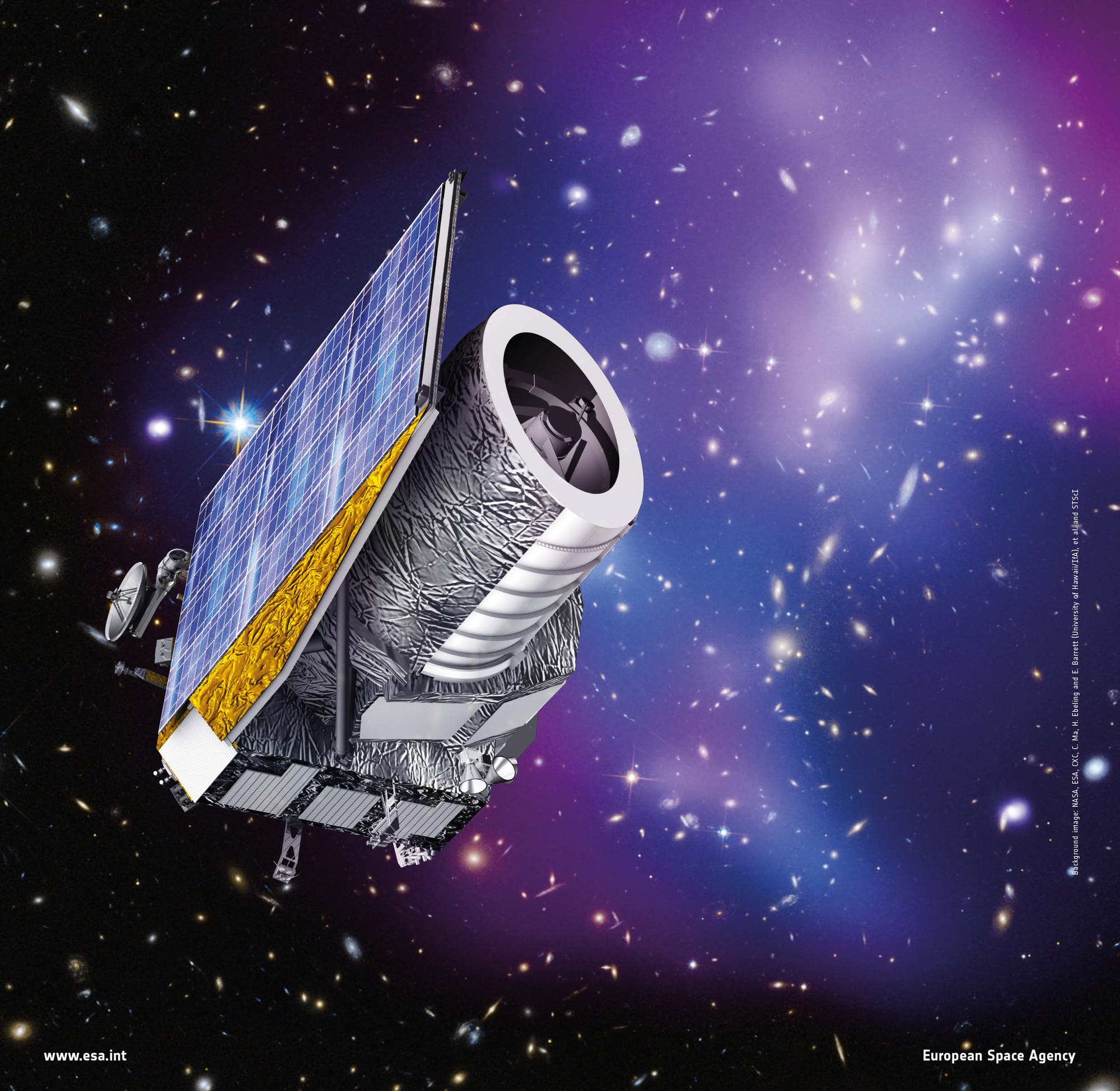 Euclid-Weltraumteleskop