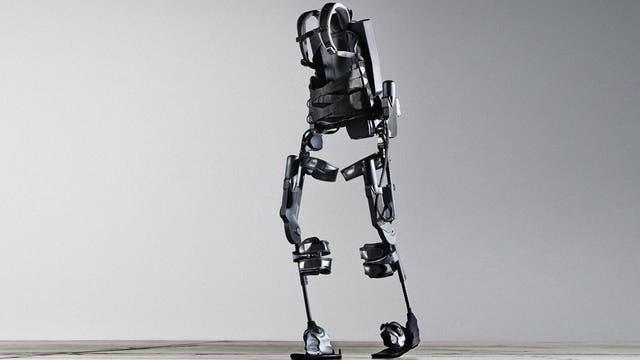 Bionischer Anzug
