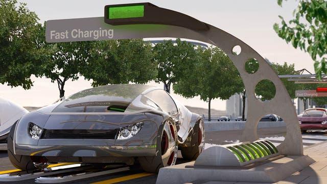 Energiesparende Fahrzeuge
