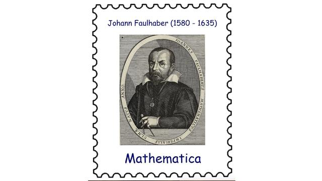 Johann Faulhaber (1580–1635)
