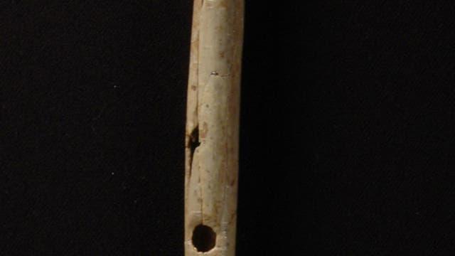 Knochenflöte