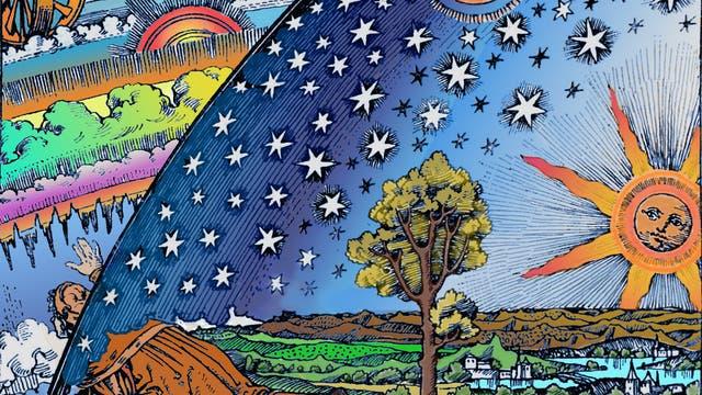 4. Bestandteile des Universums - was wir alles nicht sehen!
