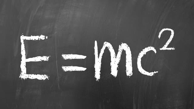 Die berühmteste Gleichung aller Zeiten