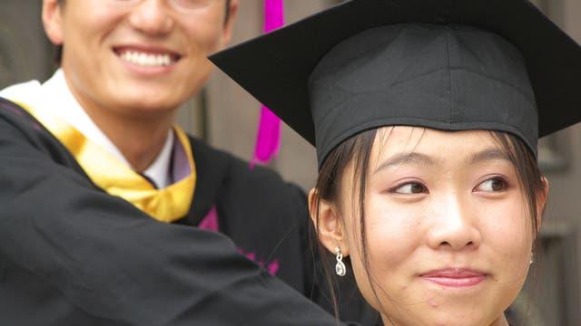 Chinesische Doktoranden