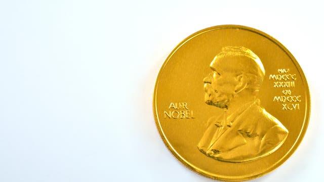 Nobel-Medaille