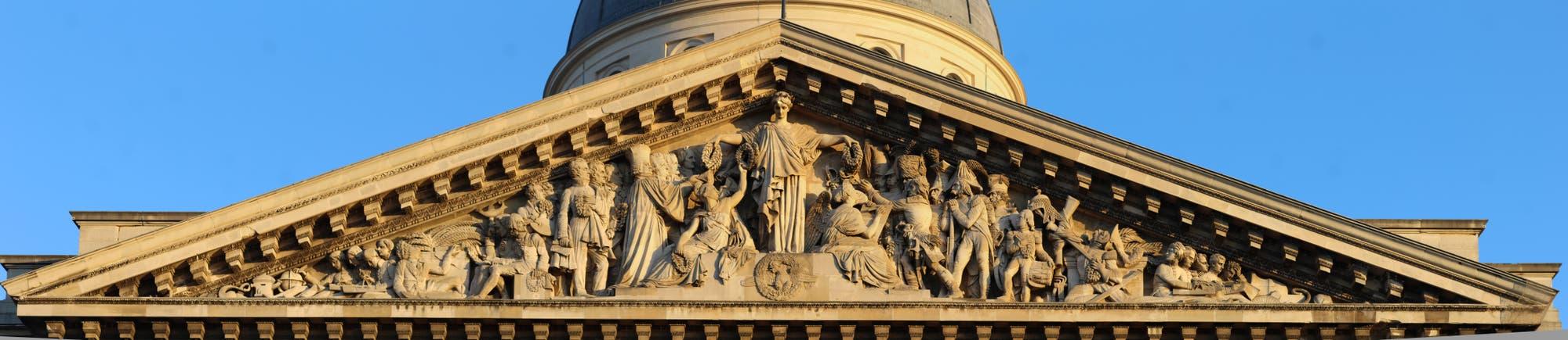 Napoleon am Panthéon