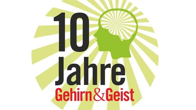 10 Jahre Gehirn&Geist
