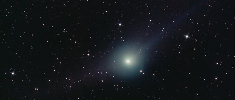 Komet Garrad am 2. Februar 2012