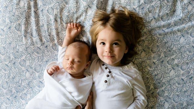 Neue Situation: ein Geschwisterchen