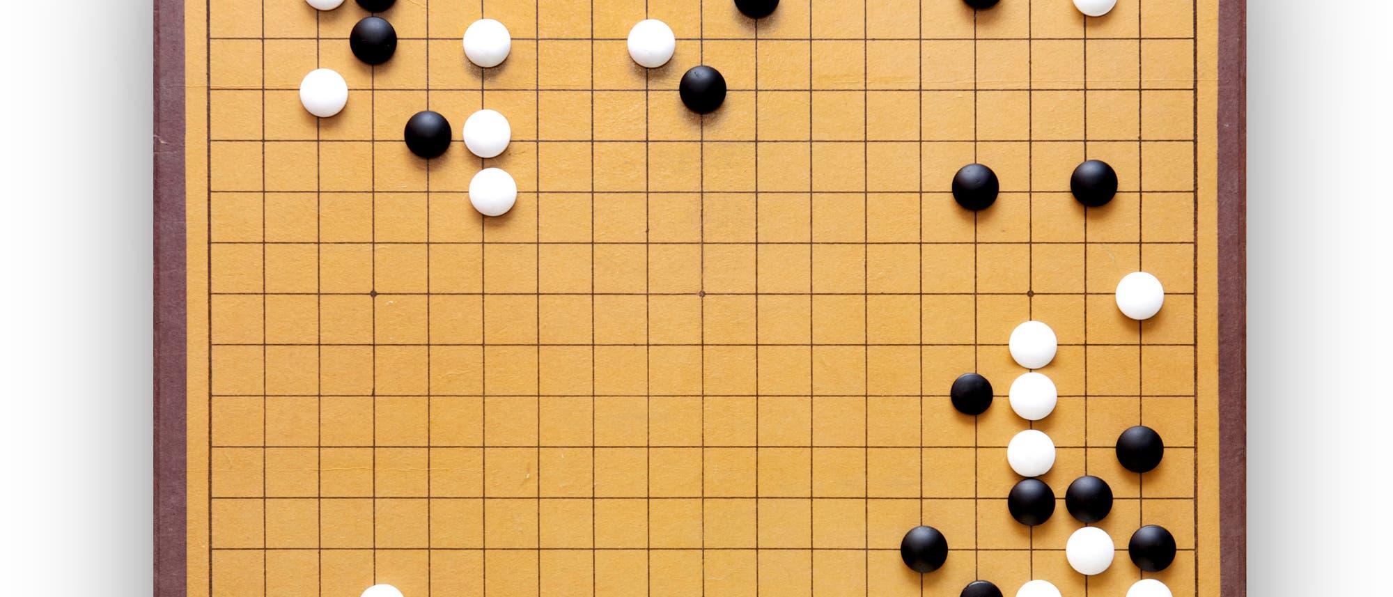 Ein Spiel um Dominanz