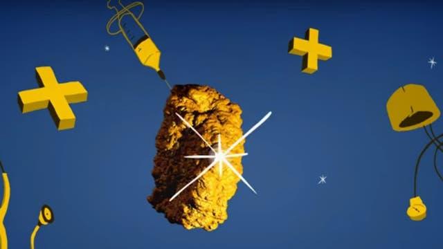 Gold wert: Nanopartikel aus Edelmetall
