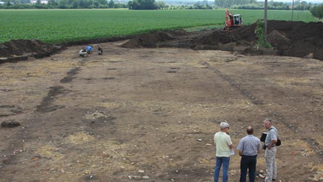 Fürstliches Wohngebäude aus der Bronzezeit entdeckt