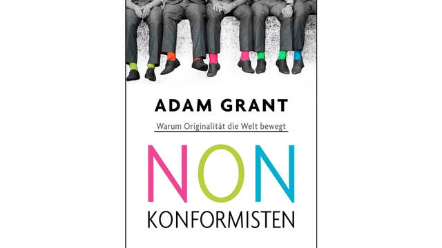 Grant: Nonkonformisten Buchcover