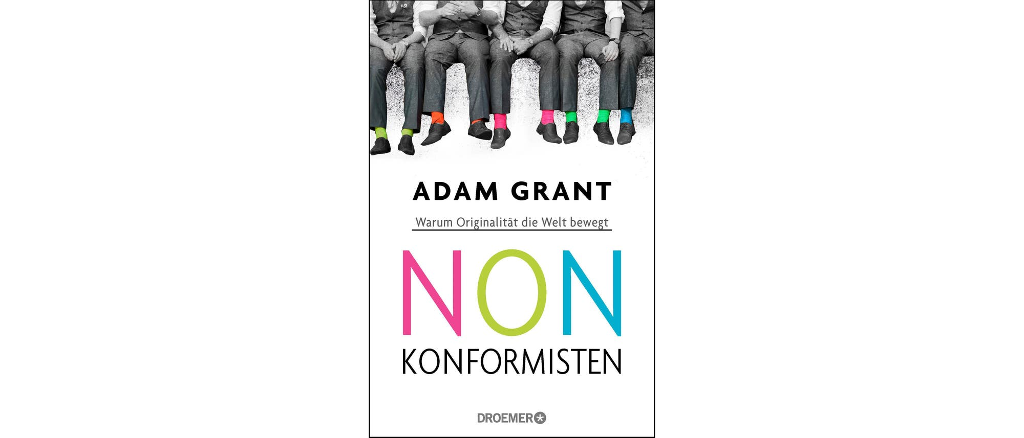 Grant: Nonkonformisten Buchcover q