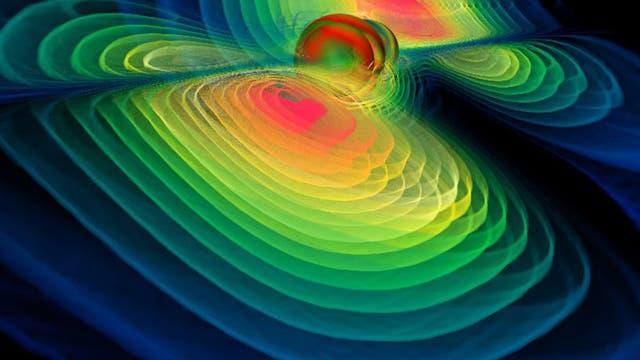 Numerische Simulation von Gravitationswellen