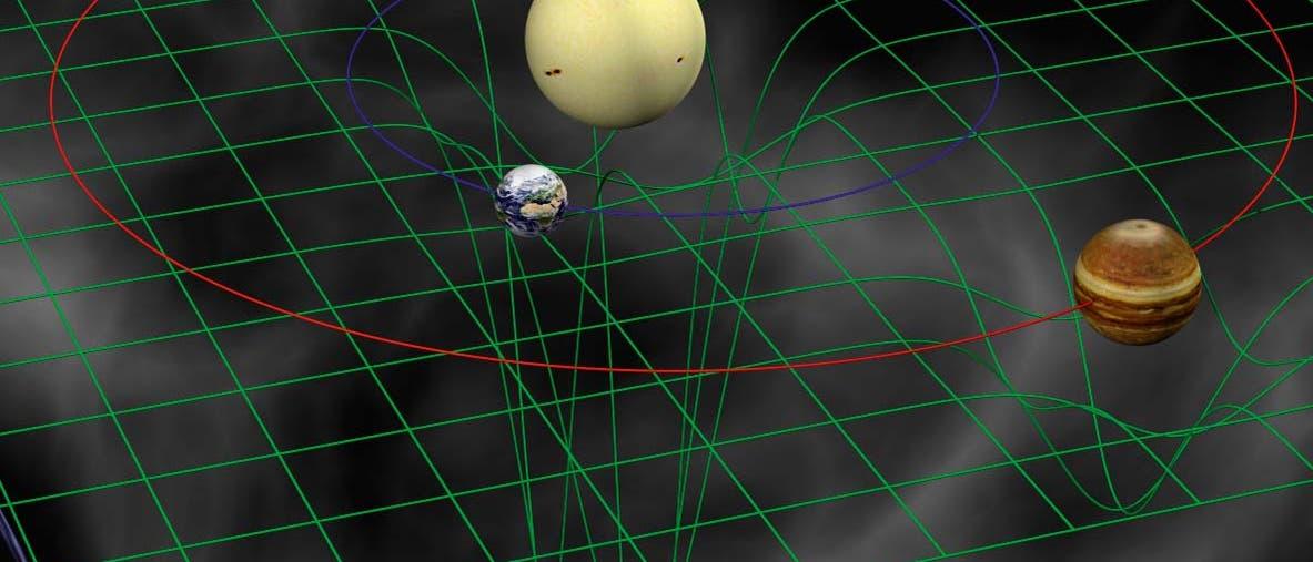 Planeten mit Pulsaren wiegen