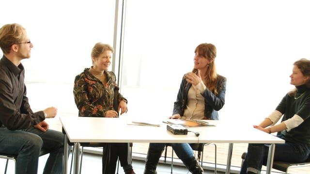 Gespräch mit Eva Grebel und Lisa Kaltenegger