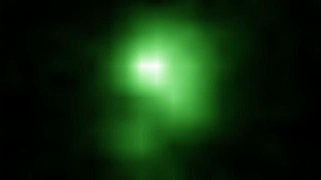 Grüne-Erbsen-Galaxie