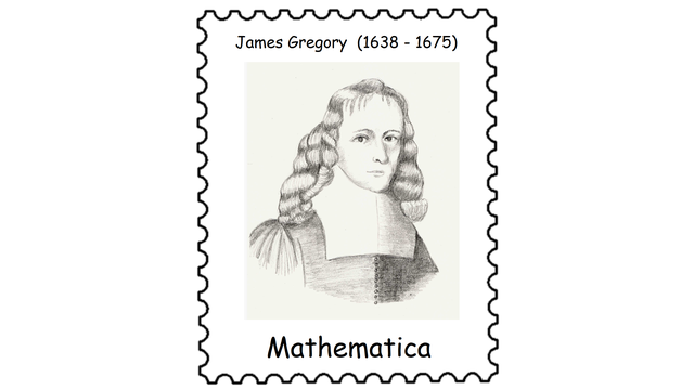 James Gregory (1638 – 1675)