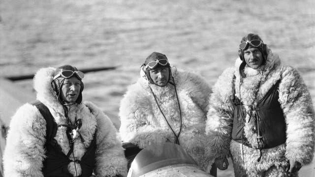 Polar-Luftbildpioniere