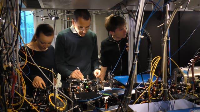Immanuel Bloch – Simulierte Quantenwelten